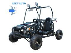 110cc Jeep Auto GoKart TaoTao