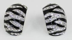 Zebra Studs