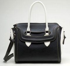 2 Tone Trendy Handbag