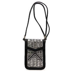 Rhinestone Bling Cell Phone Case and Cross Body Bag