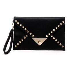 Studded Clutch Wrist let