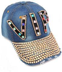 VIP Glass Stone Cap