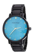 Blue Crystal Dial Fashion Watch