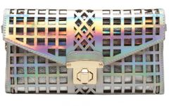 Holographic Cut- Out Clutch
