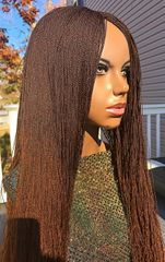 Micro Twist Ombre Wig Color 33/30, 30 Inches