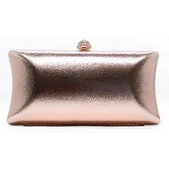 Rosegold Fashion Evening Bag