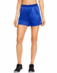 Champion Women's Mesh Short, Flight Blue