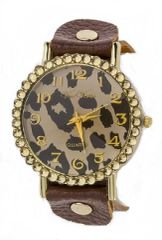 Leopard Face Watch