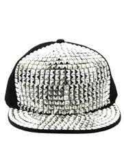 Textured Metal Cap