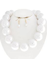 White Acrylic Pearl