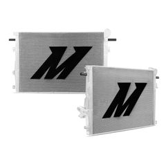 Mishimoto 6.7L POWER STROKE ALUMINUM PRIMARY RADIATOR, 2011-2016