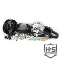 H&S Motorsports 2011-2016 Ford 6.7L Dual High Pressure Fuel Kit