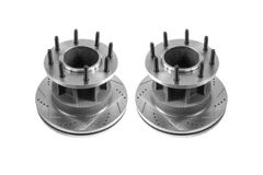 Power Stop Front 2008-2012 Super Duty DRW (pair)