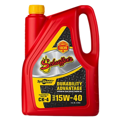 Schaeffer's 700 SynShield™ Durability Advantage Engine Oil 15W-40