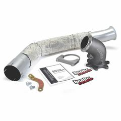 Banks 7.3 Power Elbow with Turbine Outlet Pipe and necessary hardware for 2000-2003 Excursion