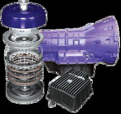 ATS Diesel Stage 1 6R140 Package - 2011+ Super Duty, 2wd