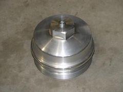 Billet Aluminum Oil Filter Cap