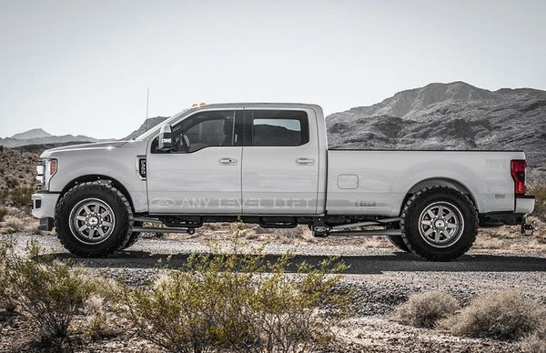 Any Level Lift Base System For  Ford F  Crew Cab Long Bed Trucks