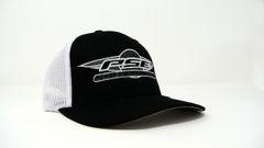 FlexFit Trucker Hat White