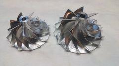 6.4L Barder Billet Drop in Compressor Wheels (High & Low Pressure)