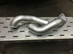 SDP 6.7 S400 Single Turbo Down Pipe
