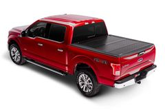 BAK Industries 1999-2018 Ford F-250/F-350 Hard Folding Tonneau Cover BAKFLIP G2 - Long Bed