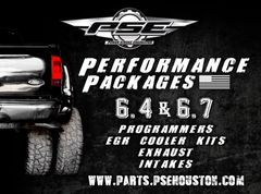 6.7 PERFORMANCE PACKAGES - Pricing Varies