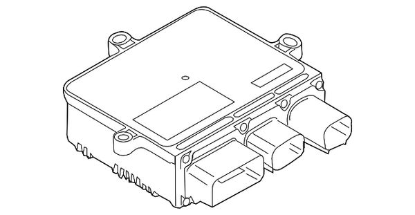 Ford Parts 67l Diesel Glow Plug Relay 2011 14 Powerstroke