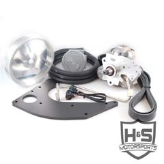 2011-2016 6.7L Ford H&S Motorsports Dual High Pressure Fuel Kit