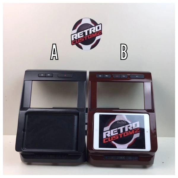 Retro Customz 2017 F250350450 Ipad In Dash Kit Powerstroke