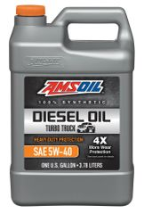 AMSOIL Heavy-Duty Synthetic Diesel Oil 5W-40 (ADO)