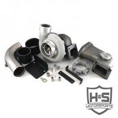 H&S Motorsports 6.4L Powerstroke Single Turbo Kit