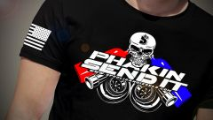 NEW PSE PHAKIN' SEND IT SHIRT