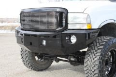 Fusion Bumpers Ford Super Duty Front 1999-2004