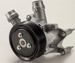 Alliant Power Secondary Water Pump with Single Alternator for 2011-2015