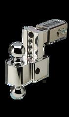 "FASTWAY FLASH™ Adjustable Locking Ball Mount (ALBM) 6"" Drop with 2.5"" Receiver"