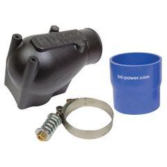 BD Diesel 6.0 X-Flow Power Intake Elbow 2003-2004