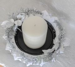 Silver centerpiece - any occasion