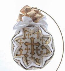 Personalized Sacrament ornament