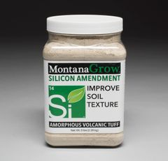 MontanaGrow Silicon Amendment 5 lb Gripper Jug