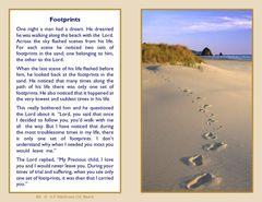 Folder Memorial Card M9