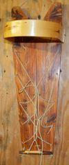 Navajo Cradleboard with Cedar Wood (Large)