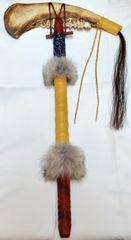 Handmade Buffalo Jaw Tomahawk