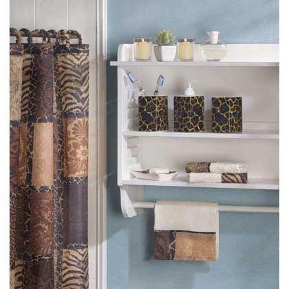 Savannah complete bath decor shelly 39 s gift shop for Savannah bathroom accessories