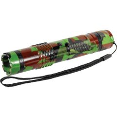 BASHLITE 15 MILLION VOLT STUN GUN FLASHLIGHT CAMOUFLAGE