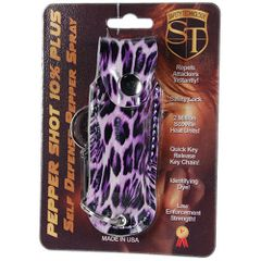 PEPPER SHOT 1/2 oz. FASHION LEATHERETTE HOLSTER