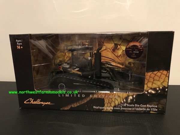 USK SCALEMODELS 1:32 SCALE CHALLENGER MT875E FIELD PYTHON LIMITED EDITION