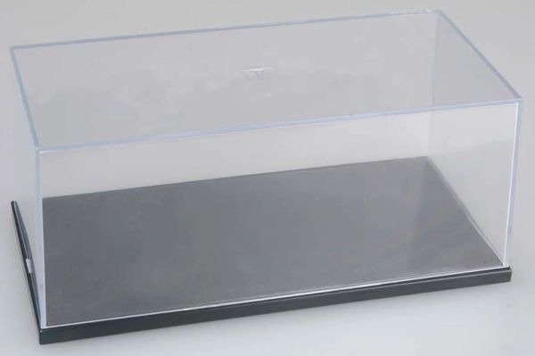 MASTER TOOLS CLEAR PLASTIC DISPLAY CASE (TO FIT 1:32 MODEL TRACTOR)