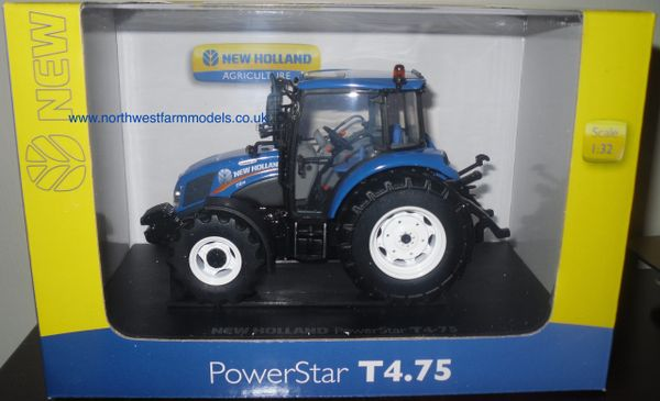 UH4147 Universal Hobbies 1/32 New Holland T4.75 PowerStar Tractor