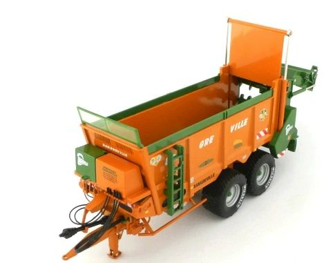 ROS 60204 1:32 SCALE DANGREVILLE ETB 15000 REAR DISCHARGE SPREADER
